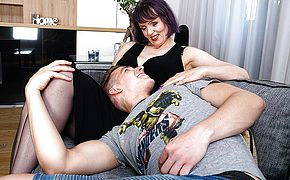 Insatiable milf Tigger luvs to dork around with her plaything fellow