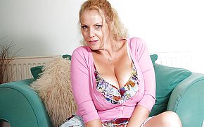 Super <b>naughty</b> thick jugged housewife getting highly super <b>naughty</b>