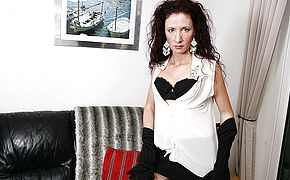 Super <b>naughty</b> housewife having lovemaking with herself